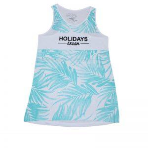 Tricou copii Losan Holidays Bleu 8-16 ani