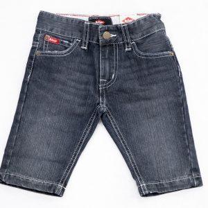 Pantaloni scurti pentru baieti gri Lee Cooper