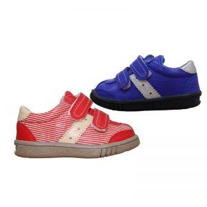 Pantofi sport pentru copii din piele naturala, marimi 20-23