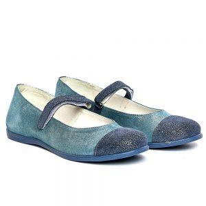 Balerini fete Cherry Jeans PJ Shoes, marimi 27-33