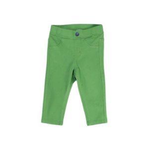 Pantaloni fete tip colant verde New Ness