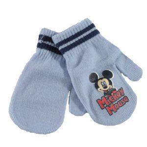 Manusi pentru copii gri/bleumarin/bleo – Mickey Mouse