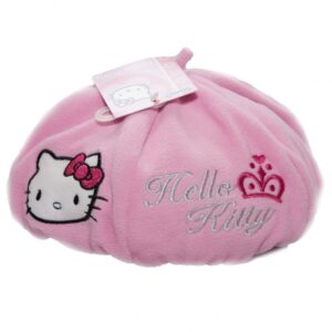 Basca fete Hello Kitty roz, marimea 54 (5+ani)