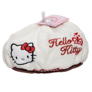 Basca fete Hello Kitty alba, marimea 54 (5+ani)